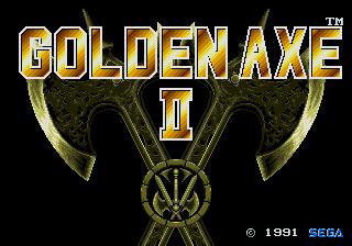 מסע אל העבר - משחקים ישנים - תמונה מתוך המשחק 'Golden Axe II'
